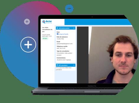 Maintenez le suivi de vos patients grâce à la Vidéo Consultation