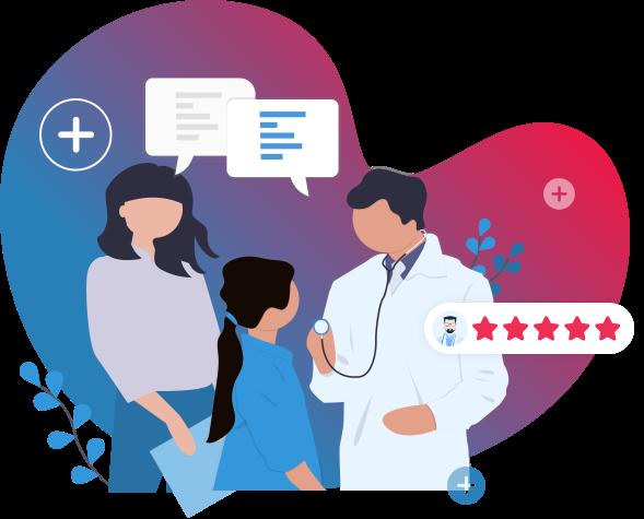 Consolidez la relation de confiance avec vos patients